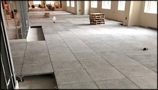 Raised Access Floors Example